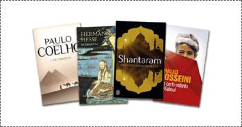 4 livres voyage en Français