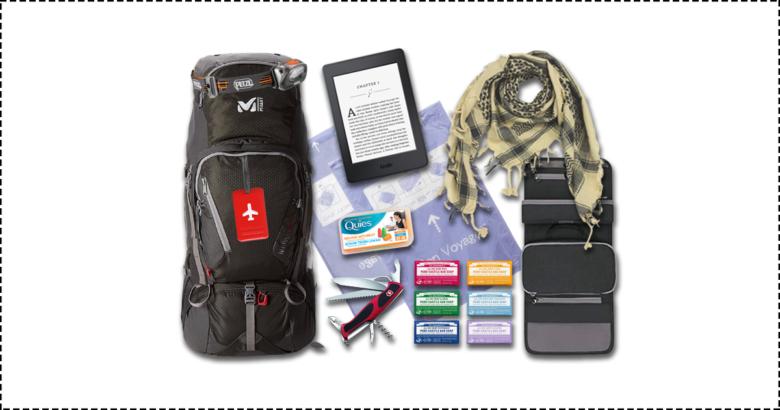 Liste des accessoires de voyage indispensables