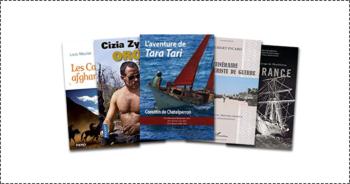 Livres voyage peu connus