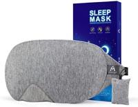 Masque de sommeil en coton