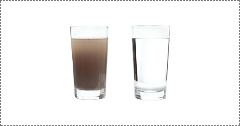 Techniques de purification d'eau non potable